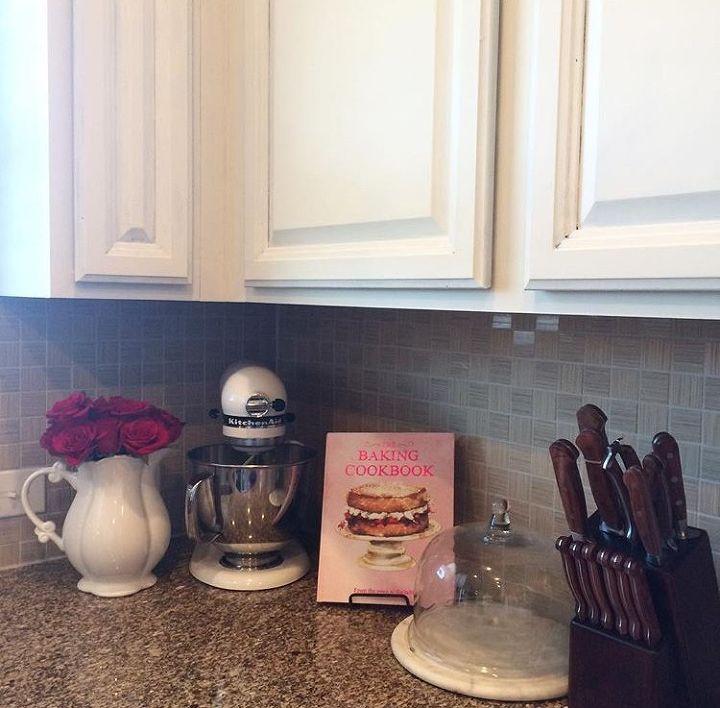 total kitchen transformation under 200