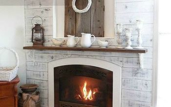 10 Jaw-Dropping Fireplace Makeovers We Can't Stop Looking At