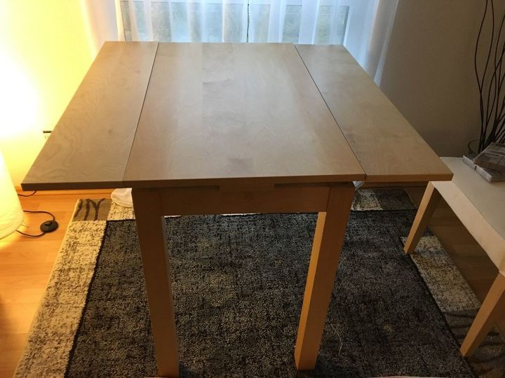 upscale ikea table and chairs