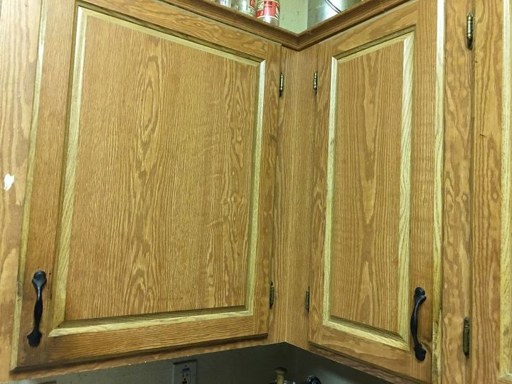 How Do You Fix Pressed Wood Cabinets Hometalk