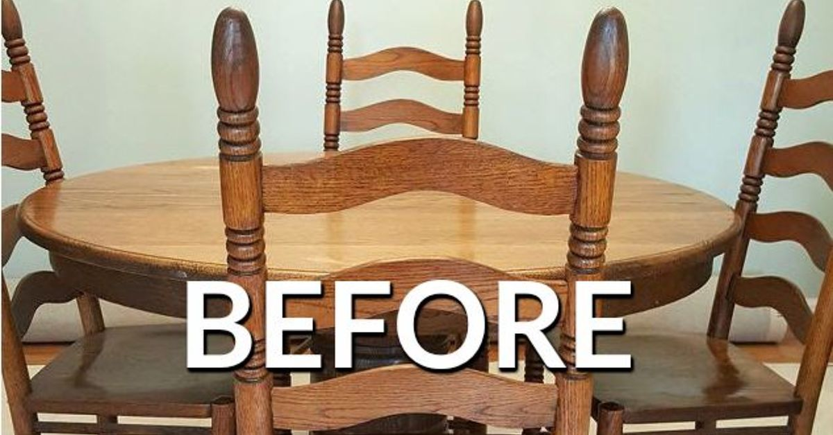 Cool 9 Dining Room Table Makeovers We Cant Stop Looking At Download Free Architecture Designs Grimeyleaguecom