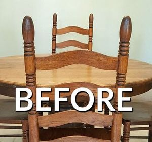 s 9 dining room table makeovers we can t stop looking at