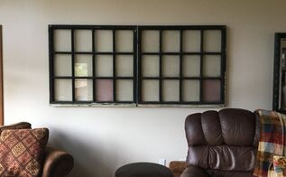 q large window pane wall art need inexpensive ideas