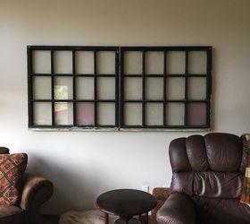 q large window pane wall art need inexpensive ideas & Large Window Pane Wall Art...need INEXPENSIVE ideas | Hometalk