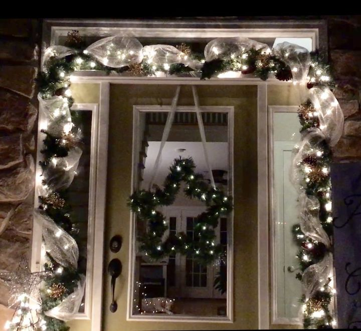 starry wreath