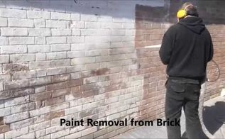 how to remove paint from just about anything