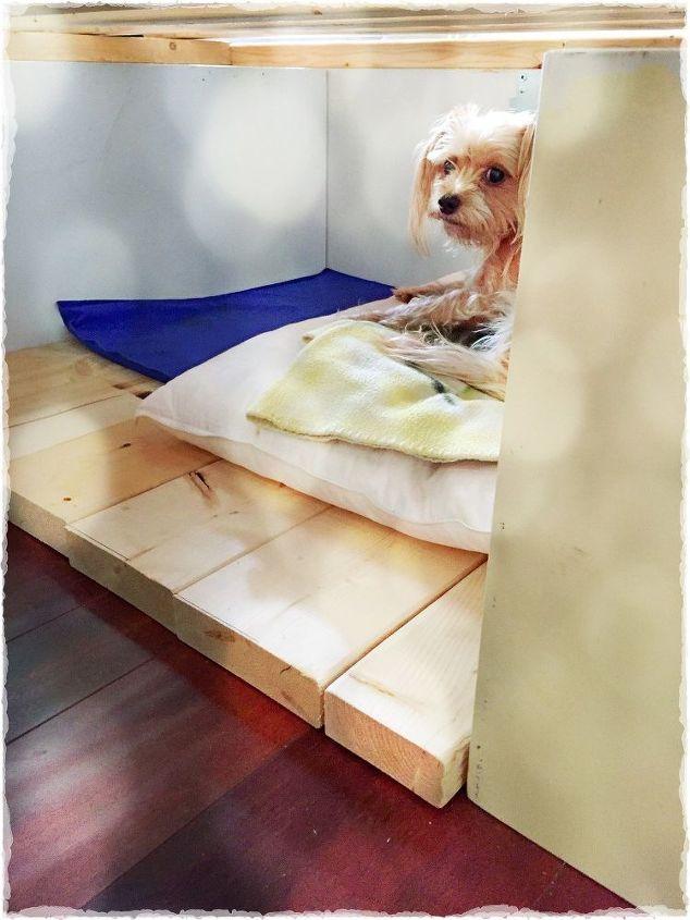 DIY Japanese style platform bed