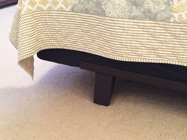 Platform Bed With A Secret