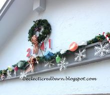 inexpensive candy garland