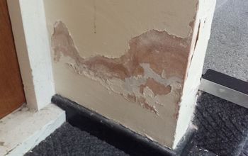 water damage repairs cardiff strip out and refurbishment of flat