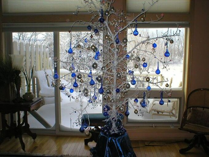 hand blown glass xmas ornaments for a minnesota winter