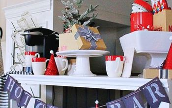 Creating A Stunning Hot Cocoa Bar to Wow Your Guests!