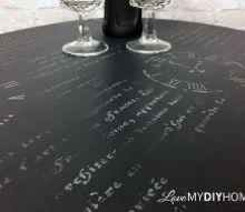 shantalle flips for chalk paint