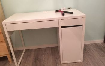 a tyro s diy, The completed desk