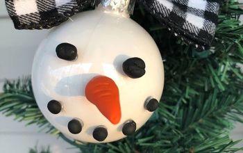 Snowman ⛄️ Ornaments