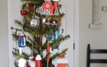 A Christmas Kitchen Tree: The Perfect Recipe for Holiday Decor