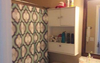Small Bathroom Update