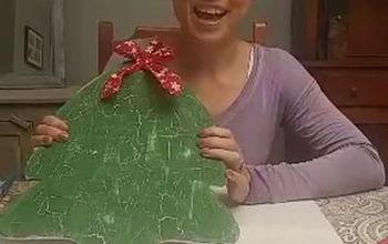 Christmas Tree Crackle!