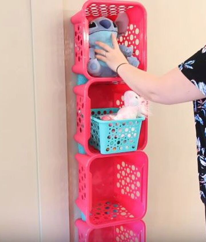 s the newest diy space saving storage ideas to keep your home organized