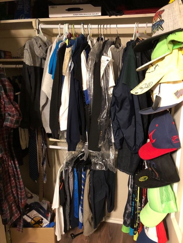 q what is the best way to organize a closet 24 deep 90 across