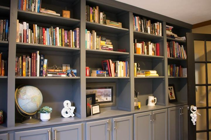 how to build your own custom built ins
