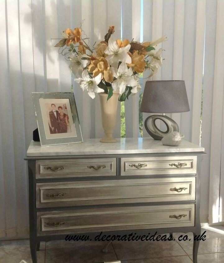 how to use silver wax on painted furniture