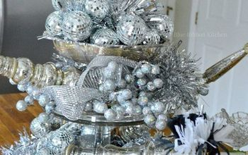 New Year's Eve Holiday Sparkling Centerpiece