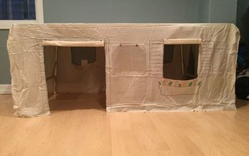 Collapsible Playhouse Tent & Hideout