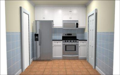 q new kitchen lay out poll please vote