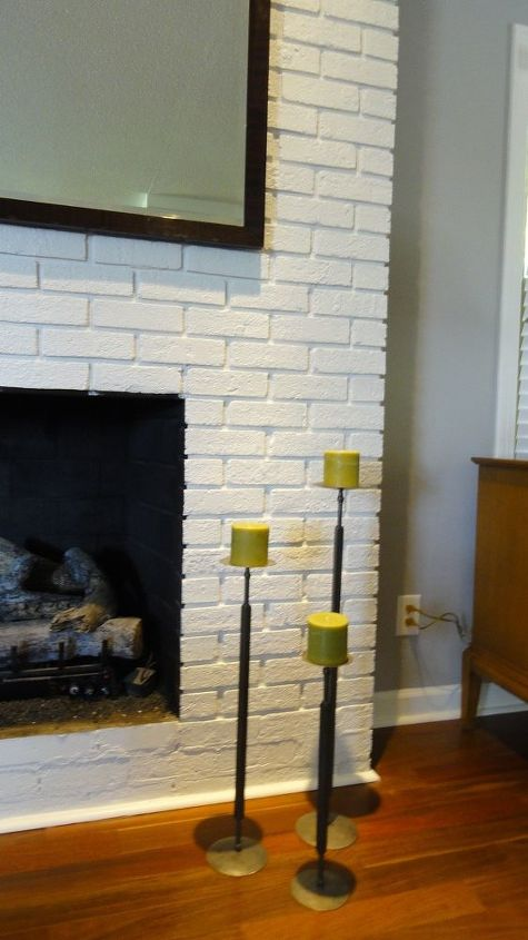 the saga of the truly ugly fireplace