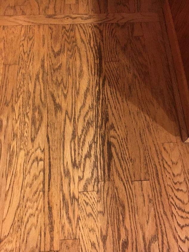 q is there any way to renew my bruce s hardwood floor