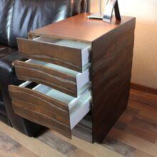artistic drawer cabinet ikea hack