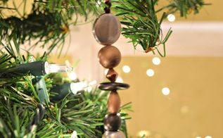 diy christmas ornaments a thrifted repurpose project