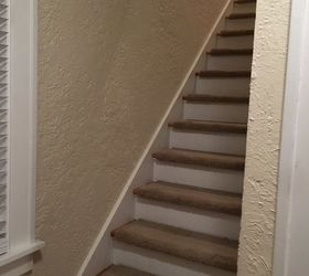 Delicieux Q How To Add A Handrail To A Narrow Staircase