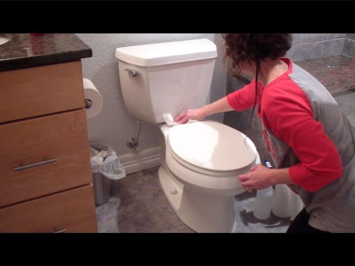 how to clean your home with vinegar