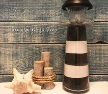 diy lighthouse just add sand