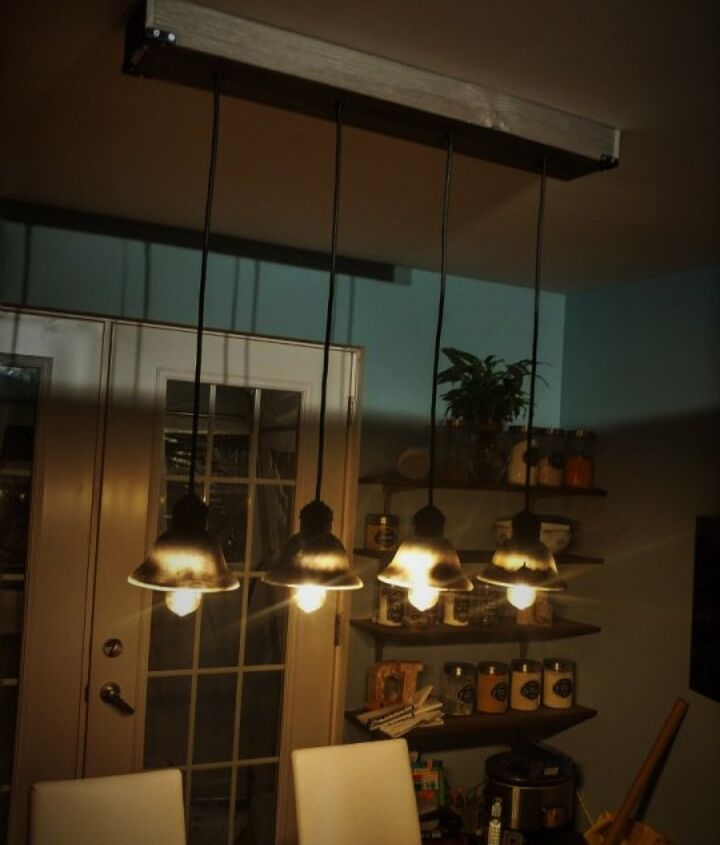 industrial pendant light almost for free