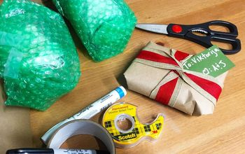 Rustic (Gift) Wrapping