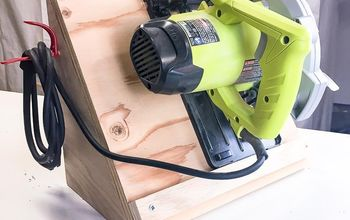 Give Your Circular Saw a Home!
