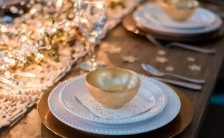 easy new years eve table and decor
