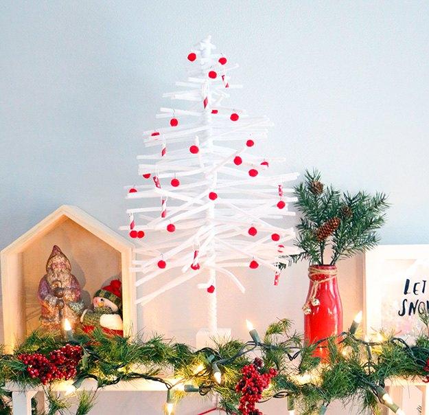 Pipe Cleaner Christmas Trees.Diy Pipe Cleaner Christmas Tree Hometalk