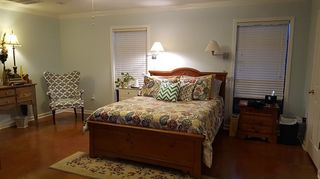 , Finished bedroom