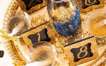 Glam Worthy DIY New Years Decor