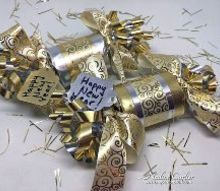 easy to make new years party favors
