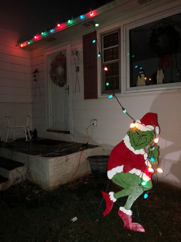 how the grinch stole christmas - Grinch Stole Christmas Lights