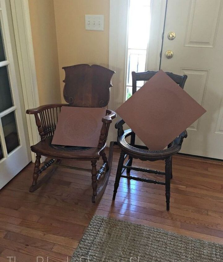 rocking chair seat replacement
