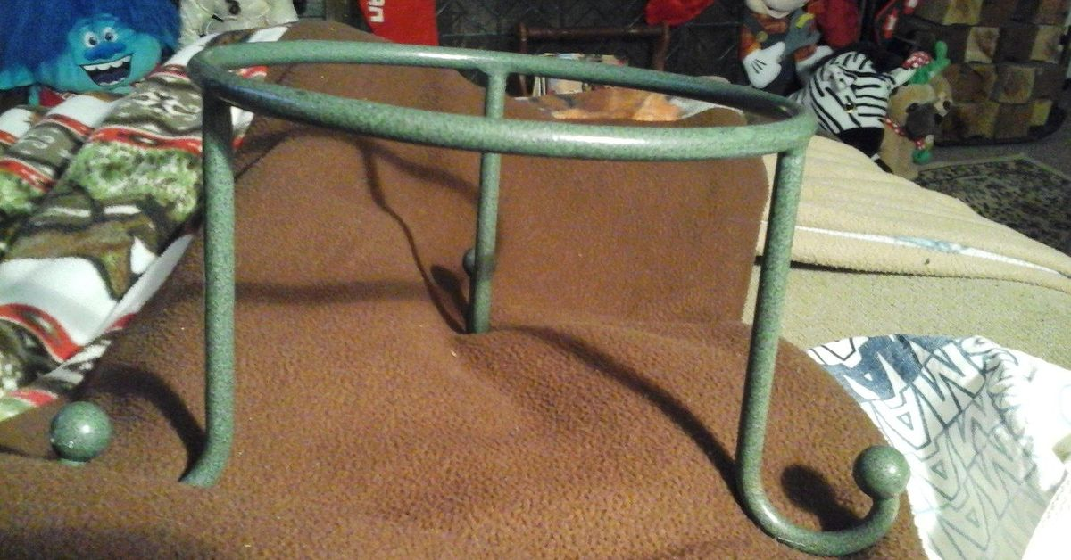 Topsy Turby Crafters Table Hometalk