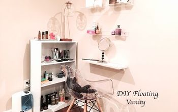 Diy Floating Vanity Hometalk