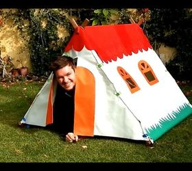 Play Tent For Kids  sc 1 st  Hometalk & Hometalku0027s Top 20 DIY Crafts For Kids | Hometalk