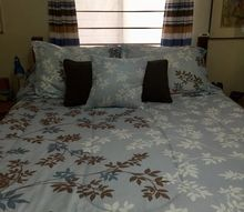 q how to make achieve the finished bed look